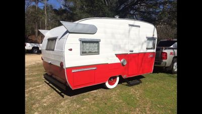 Vintage Camper Trailers For Sale Vintage Camper Trailers