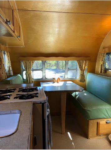 Vintage Camper Trailers For Sale - VINTAGE CAMPER TRAILERS